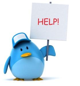help twitter