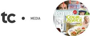 Logo TC Media